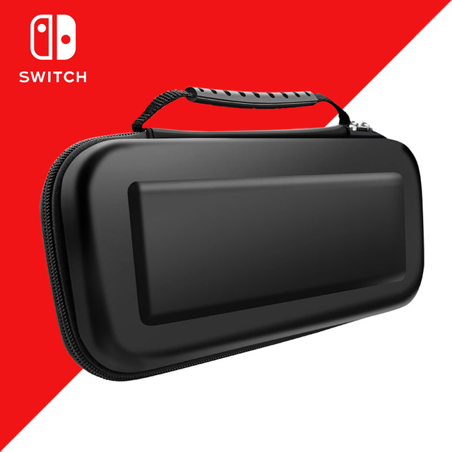 Nintend Switch NS Accessories Portable Travel Carrying Bag Nintendos Switch EVA Protective Case Bags for Nintendo Switch Console 1