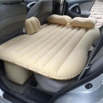 Car Back Seat Cover Car Air Mattress Travel Bed Inflatable Mattress Air Bed Good Quality Inflatable Car Bed For Camping spices grinder machine