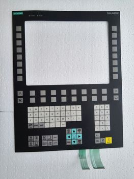 OP08T 6FC5203-0AF04-1BA0 Membrane Keypad for HMI Panel repair~do it yourself,New & Have in stock