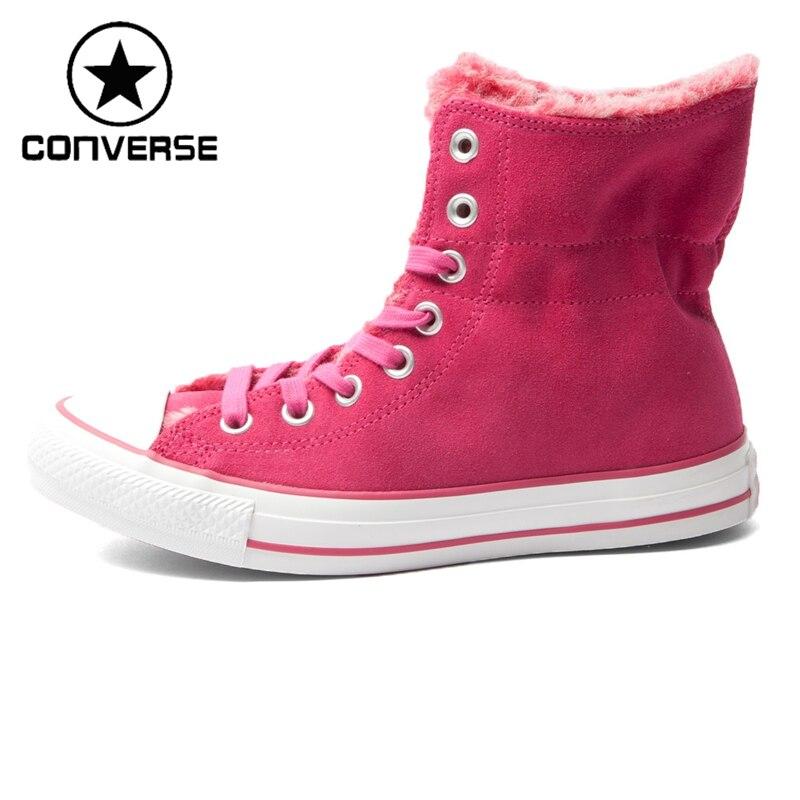 ФОТО Original Converse Women's Skateboarding shoes