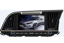 Android 5.1 car dvd GPS for Hyundai elantra 2016 2017 right hand driving gps wifi 3G Mirror link free map and reverse camera