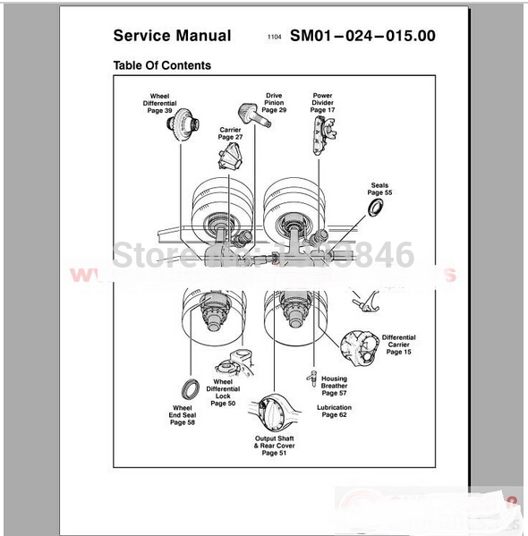 Linkbelt full shop manual, part manual, schematic circuit-in code.