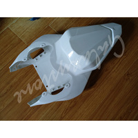 Unpainted Injection ABS Rear Tail Cowl Fairing Fit for Yamaha YZF R6 2006 2007 Upper & Lower Fairing Cover