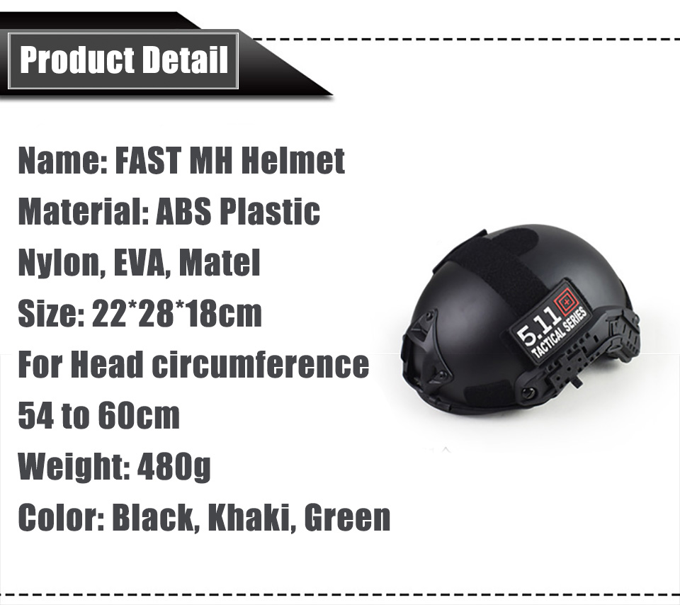 Image 3 - Quality Military Tactical Helmet Fast PJ Cover Casco Airsoft Helmet Sports Accessories Paintball Fast Jumping ProtectiveHelmets   -