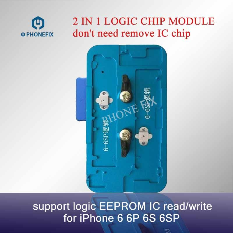 PHONEFIX JC Pro1000S Multi Function Programmer Logic EEPROM IC Chip Read Write Repair Tool For iPhone 6 6P 6S 6SP MotherboardPHONEFIX JC Pro1000S Multi Function Programmer Logic EEPROM IC Chip Read Write Repair Tool For iPhone 6 6P 6S 6SP Motherboard