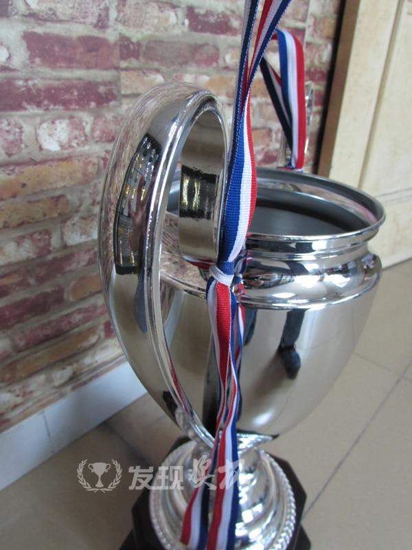 42cm 1:1 Size Champions League Trophy European Cup Model Big ear  Souvenirs Trophy Soccer Souvenirs Collectibles спот globo novara арт 5449 2
