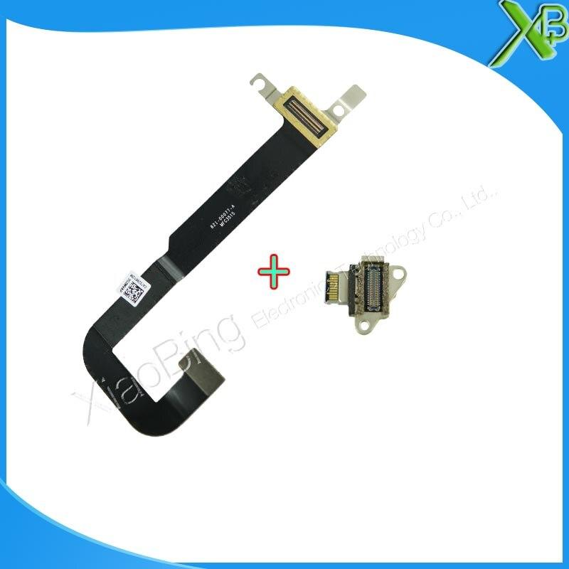 "NEW I//O USB-C Board Flex Cable 821-00861-A for Macbook Pro 15/"" A1707 2016 2017"