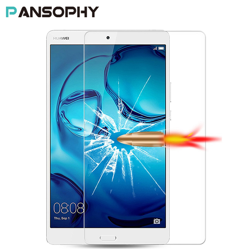 все цены на  PANSOPHY 9H Premium Screen Protector Tempered Glass For Huawei Mediapad M3 8.4 inch Tablet PC Screen Protector For Huawei M3 8.4  в интернете