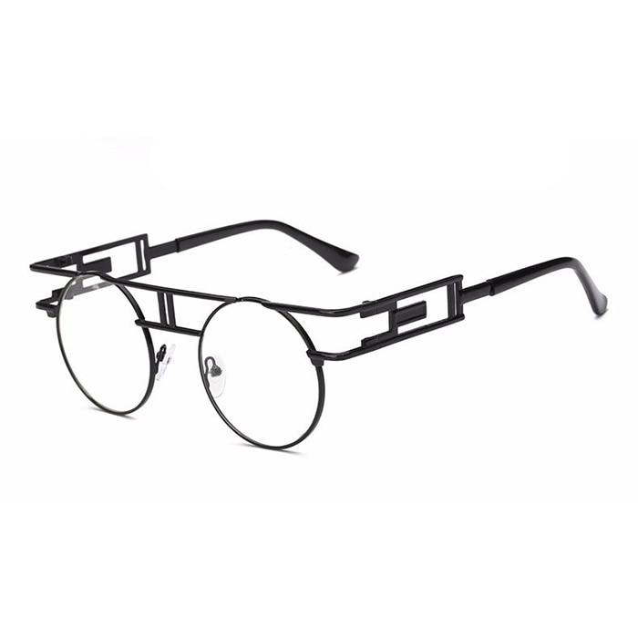 CandisGY mote metall ramme steampunk solbriller kvinner merkevare - Klær tilbehør - Bilde 4