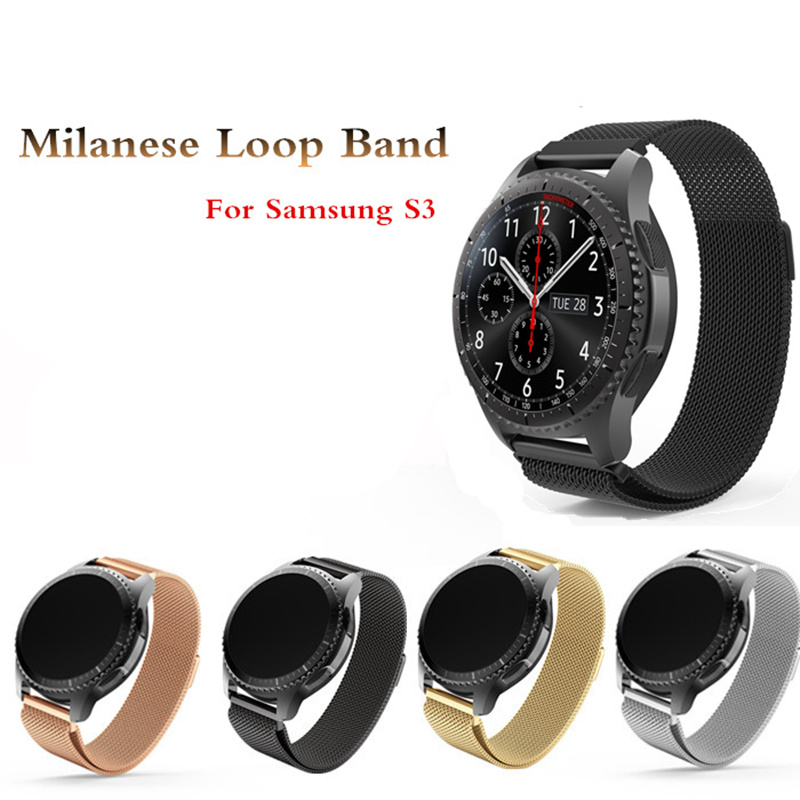 Gear S3 Frontier Band For Samsung Galaxy Watch 46mm Strap 22mm
