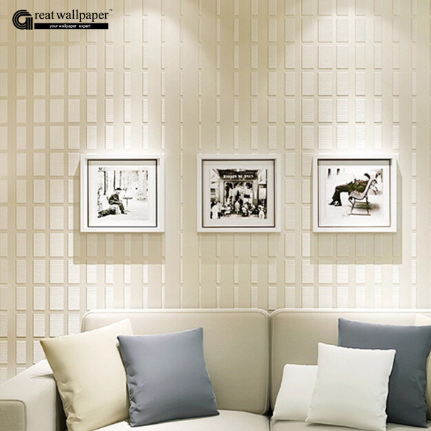 Buy new 3d room modern mosaic advanced for Living room paper
