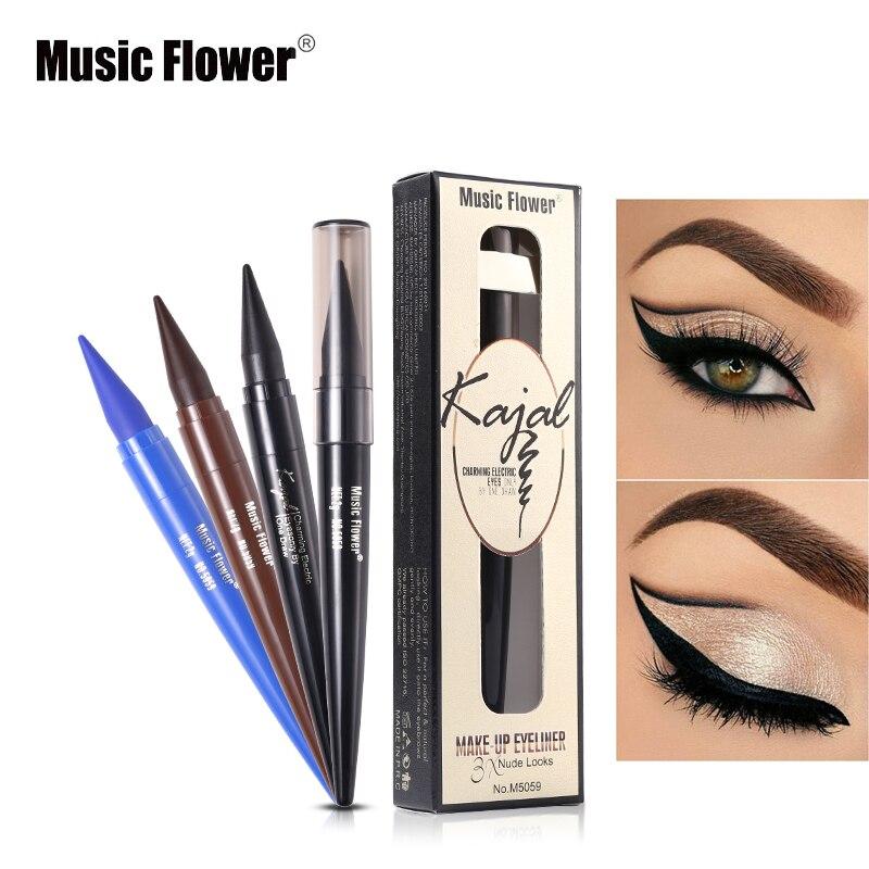 Music Flower Brand Kajal Eye Liner Gel