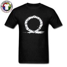 God of War 4 Kratos T Shirt Logo Print Amazing Game Tshirts For Men ARPG Atreus Game Funny Tshirt High Quality Sweatshirt цена
