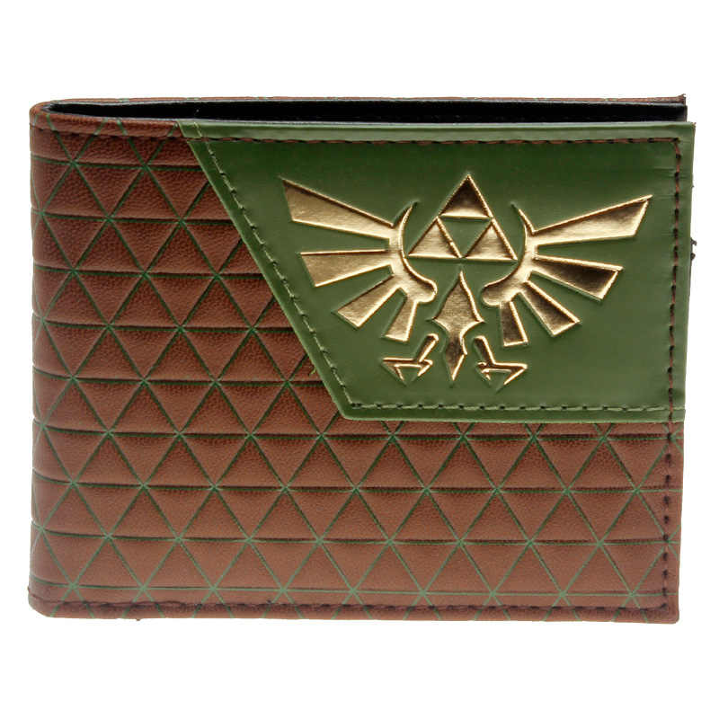 The Legend of Zelda Wallet Women Purse DFT-3010