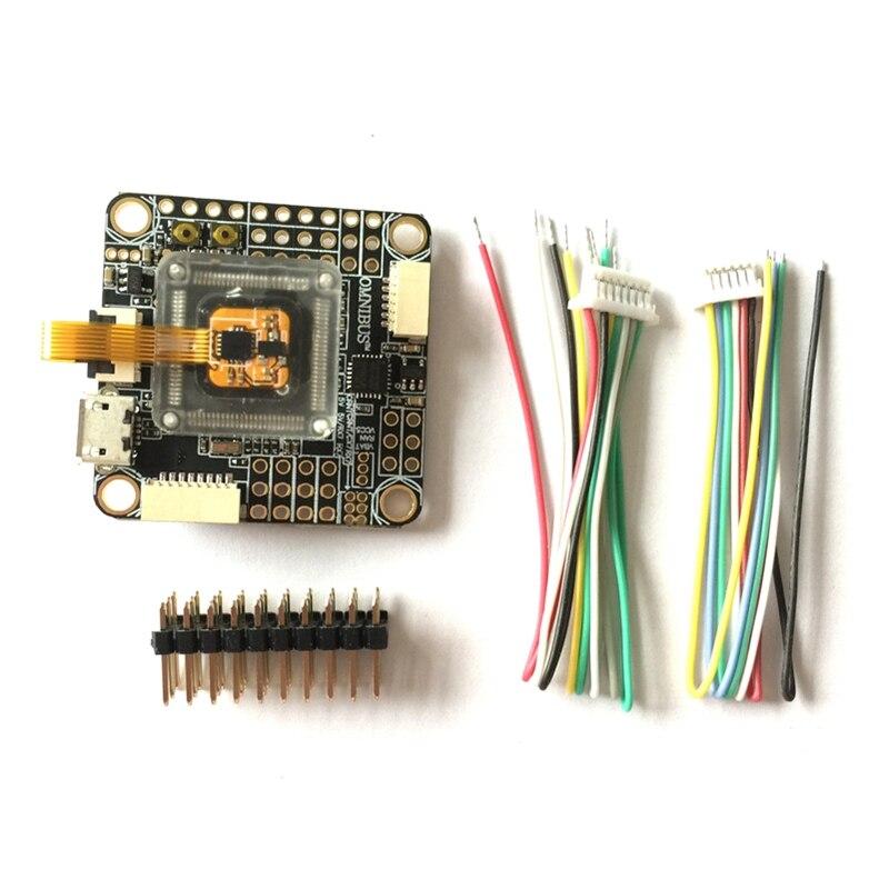 30,5x30,5 мм F7 V2 Полет контроллер STM32 F745 MCU 2-4 S Встроенный Betaflight OSD двойной гироскопа для RC Камера Drone FPV часть