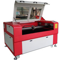Hot Sale 1390 Laser Cutting Machine For Mdf Laser Wood And Metal Cutting And Engraving Machine