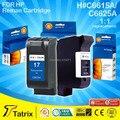 Самая низкая Цена Оптовая C6615A/C6625A Струйных Принтеров Картридж Для HP 15/17 H-15/Н-17 6615A/6625A