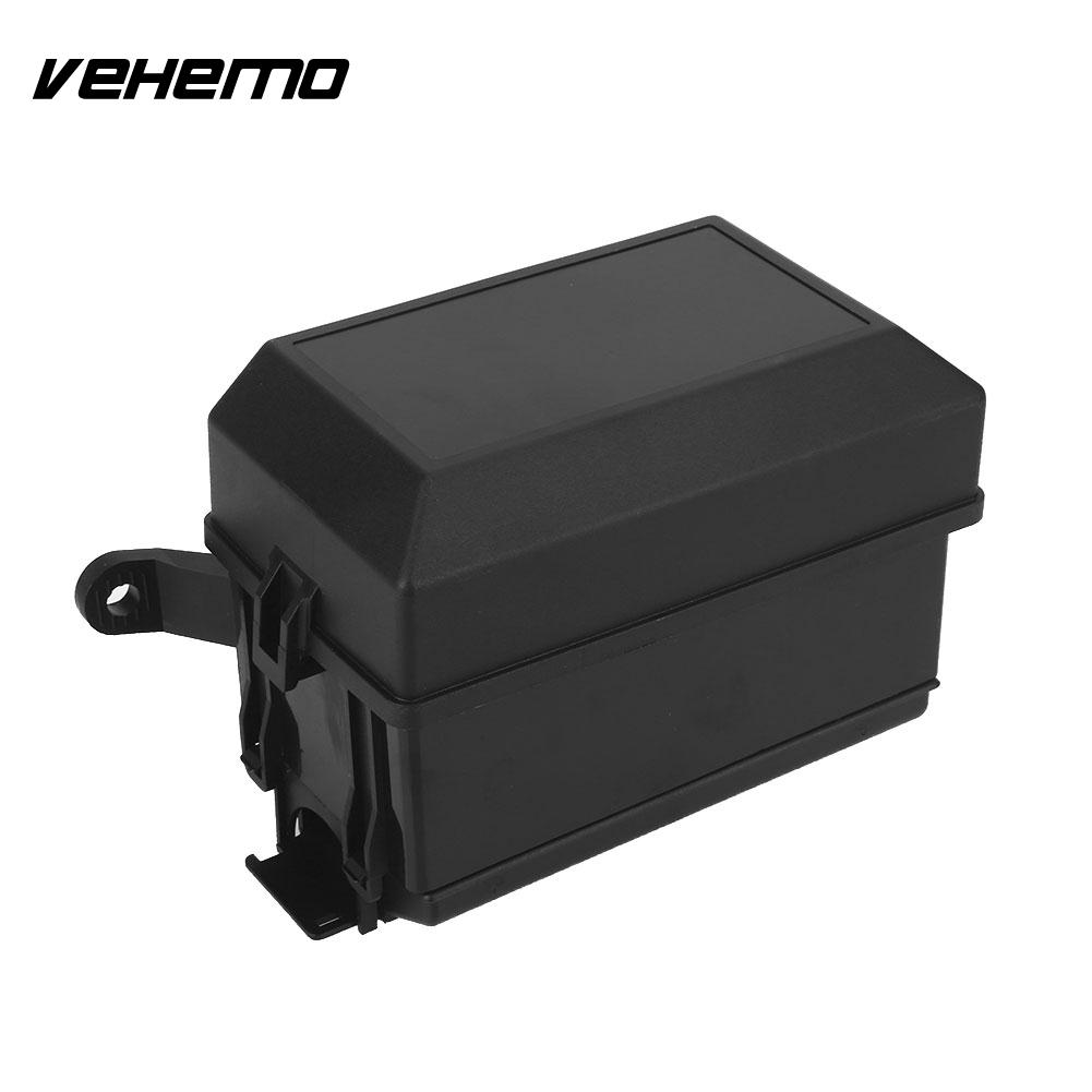 us $11 78 9% off vehemo replacement spare fuse box holder 6 relay block holder black with 33 pins premium car fuse box dc 12v 20a kit durable in fuses Fuse Box Wiring