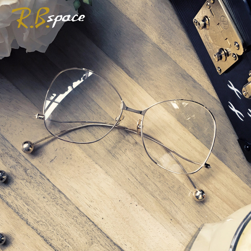 2017 retro mode store indrammede briller indrammer trenden med det - Beklædningstilbehør - Foto 6