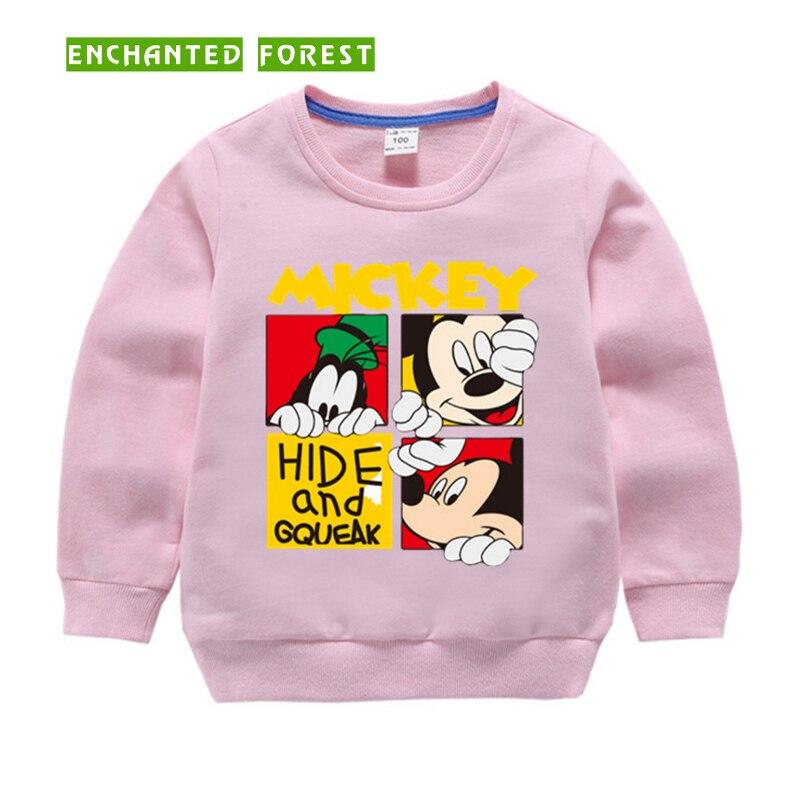 Children 39 s Sweater Spring and Autumn New Children 39 s Cotton Clothes Boy Sweatshirt Girl Cartoon Print Long Sleeve Sweatshirts in Hoodies amp Sweatshirts from Mother amp Kids