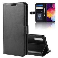 JONSNOW Flip Case For Samsung A50 SM-A505F Wallet for A30 A305 Luxury PU Leather Cover with Card Slots& Stand