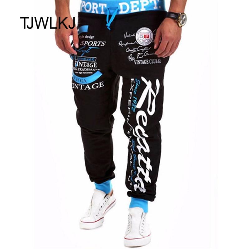 men's pants weatpants Hip Hop joggers cargo pants men casual pants fashion printing trousers streetwear pantalones hombre