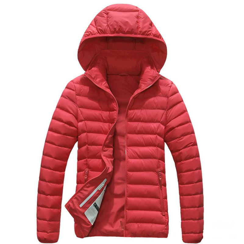 Women Winter Outdoor Hooded Intelligent USB Work Heating Jacket Coats Adjustable Temperature Control Safety Clothing DSY006