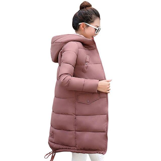 Para De 2018 Abrigo Mujer Chaqueta Con Moda Invierno Nueva Fq6Xwx