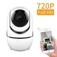 SDETER 720P Mini Wireless Wifi IP Camera Night Vision Security Smart Kamera WIFI Baby Monitor Home