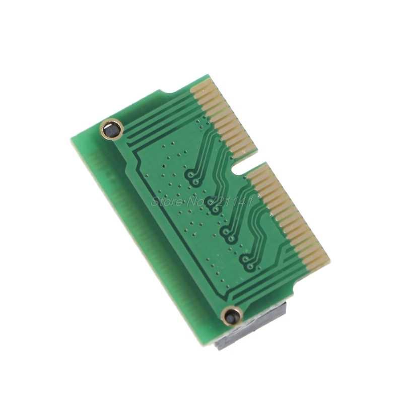 M Key M.2 PCI-e na 12 + 16-pinowy interfejs karta adaptera AHCI SSD dla 2013 2014 2015 MACBOOK Air A1465 A1466 Pro A1398 A1502 A1419
