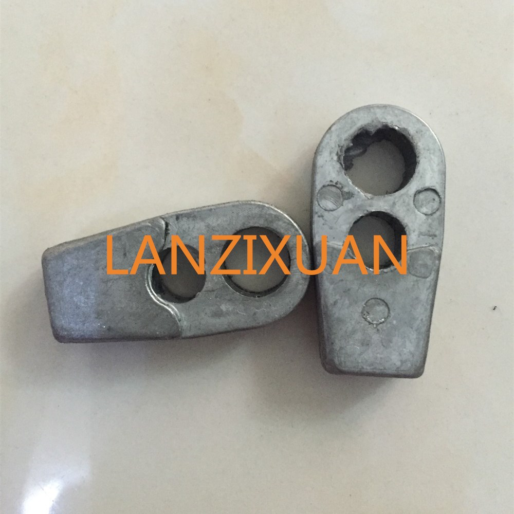 Free shipping for Yamaha, Mercury Outboard motor yacht throttle gear zinc alloy wire Flex cable connector