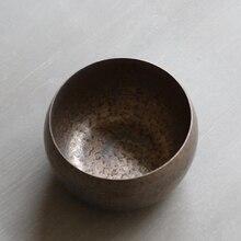 PINNY 450 мл Ретро ржавчина глазурованный чайный набор раковина пигментированный чайный сервиз Кунг-фу чайная церемония аксессуары ручной работы китайский чайный сервиз