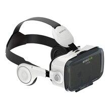 Vrชุดหูฟัง2.0กล่อง3dแก้วเดิมbobo z4 googleกระดาษแข็งมินิความจริงเสมือนf acileหูฟังสำหรับ4.0-6.0นิ้วมาร์ทโฟน