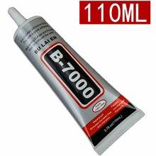 B7000 110 мл многоцелевой клей ювелирные изделия Стразы DIY телефон экран стекло эпоксидная смола супер жидкий клей B-7000 гель для ногтей