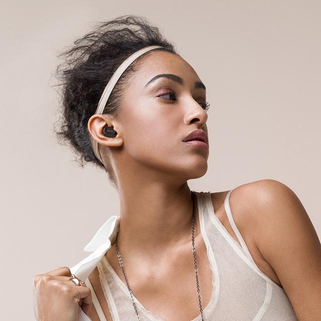 5.0 auriculares estéreo Bluetooth 3D con micrófono dual