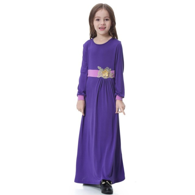 muslim baby girl clothes kids dresses for girls 2018 muslim hui baby