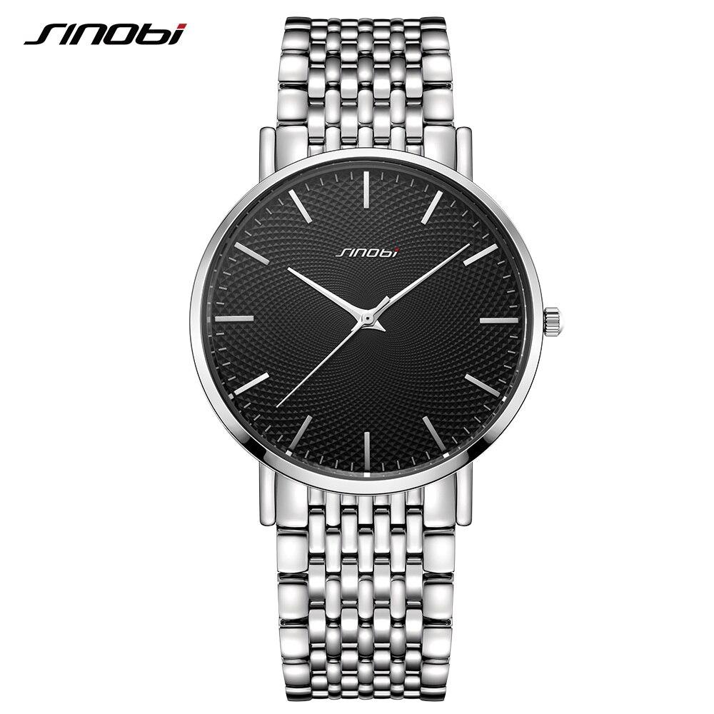 SINOBI Ladies Quartz Women Watch Fashion Business Watches Women Lover's Top Brand Luxury Watch Relogio Masculino-in Women's Watches from Watches    3