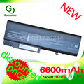 Golooloo 6600mAH Laptop battery for Hp  EliteBook 6930p  8440p  8440w ProBook 6445b 6440b 6450b  6540b  6545b   6550b   6555b