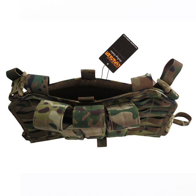 EXCELLENT ELITE SPANKER Triple Ammo Clips Bags Outdoor Military Equipment Tactical Magazine Pouches Hunting 2