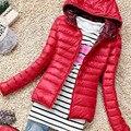 2016 Novas Parkas Mulheres Casaco de Inverno Jaqueta de Algodão Das Mulheres do Sexo Feminino Outwear Parkas Inverno Para As Mulheres Outwear 22
