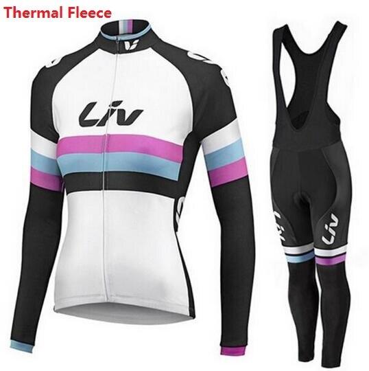 Prix pour 2016 maillots de cyclisme femme vtt porter liv maillots vélo cyclisme vêtements/hiver thermique polaire vélo usure vélo vêtements