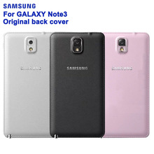 SAMSUNG Original Back Cover Glass Housing For GALAXY Samsung NOTE 3 B800BC Note3 Mobile phone