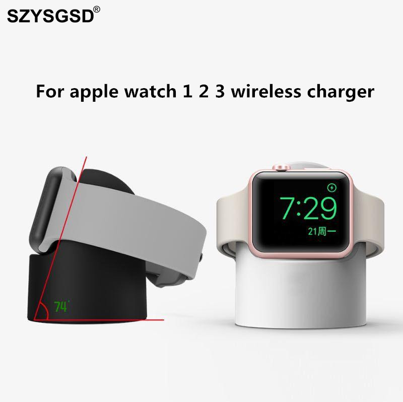 Wireless Charger For Apple Watch Magnetic Wireless