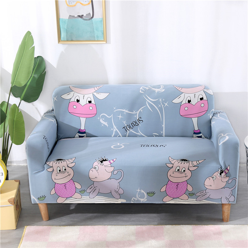 Animal Pattern Universal Elastic Stretch Sofa Covers