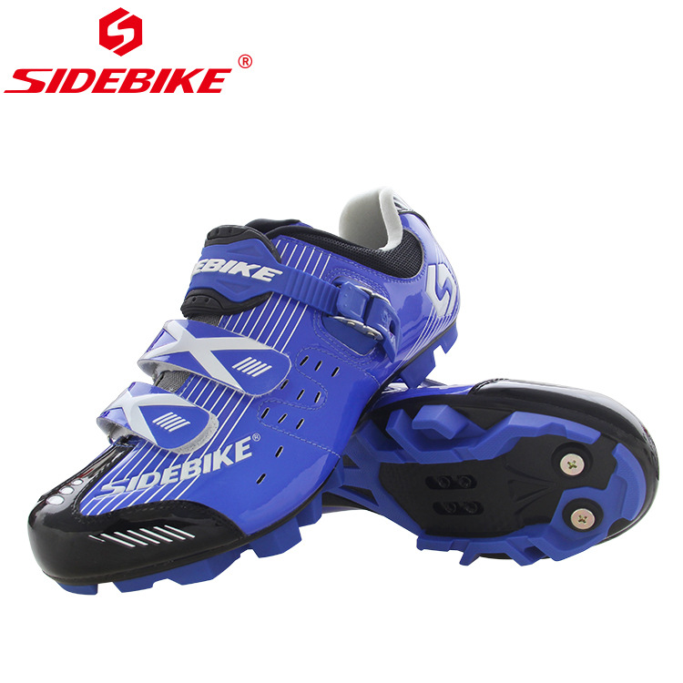 HOT Man Woman Factory direct professional entry level mountain bike lock shoes non slip breathable cheap