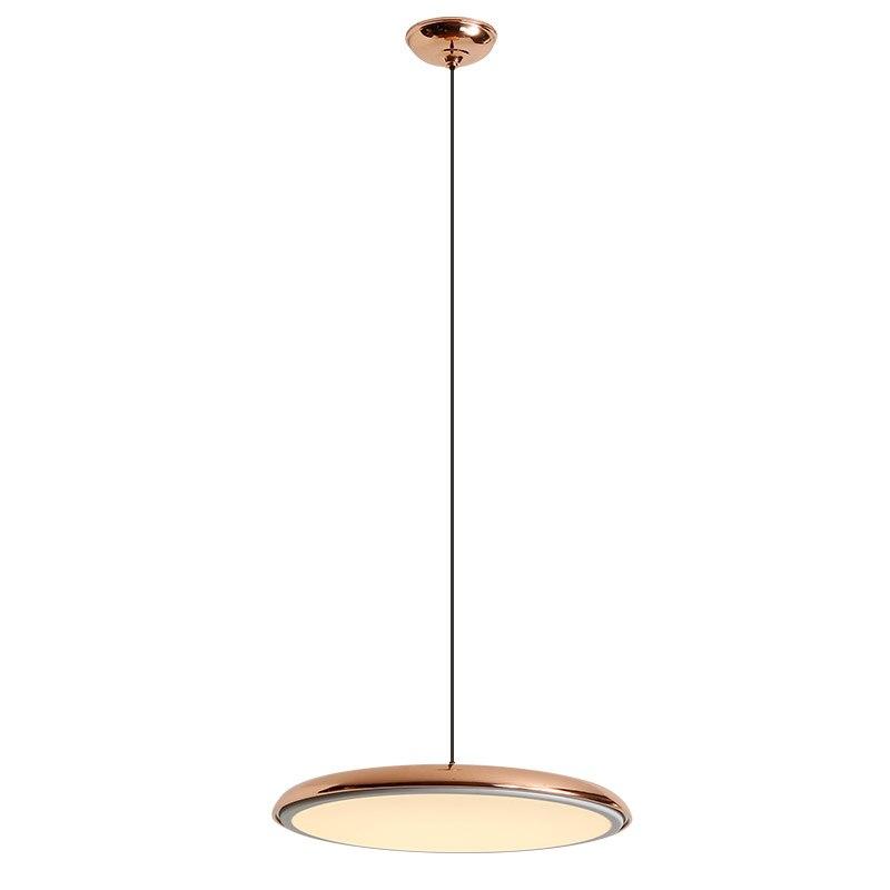 New Nordic pendant light art restaurant light modern minimalist bar cafe creative personality bedroom droplight acrylic shade