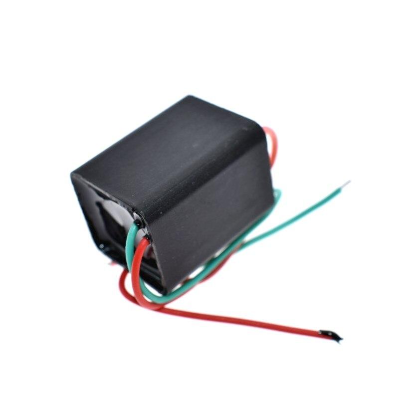 20KV 20000 V wysokiego napięcia ciśnienia Generator zapalnik doładowania moduł cewki transformatora impuls zapłonu 1.5A DC 3.6- 6 V