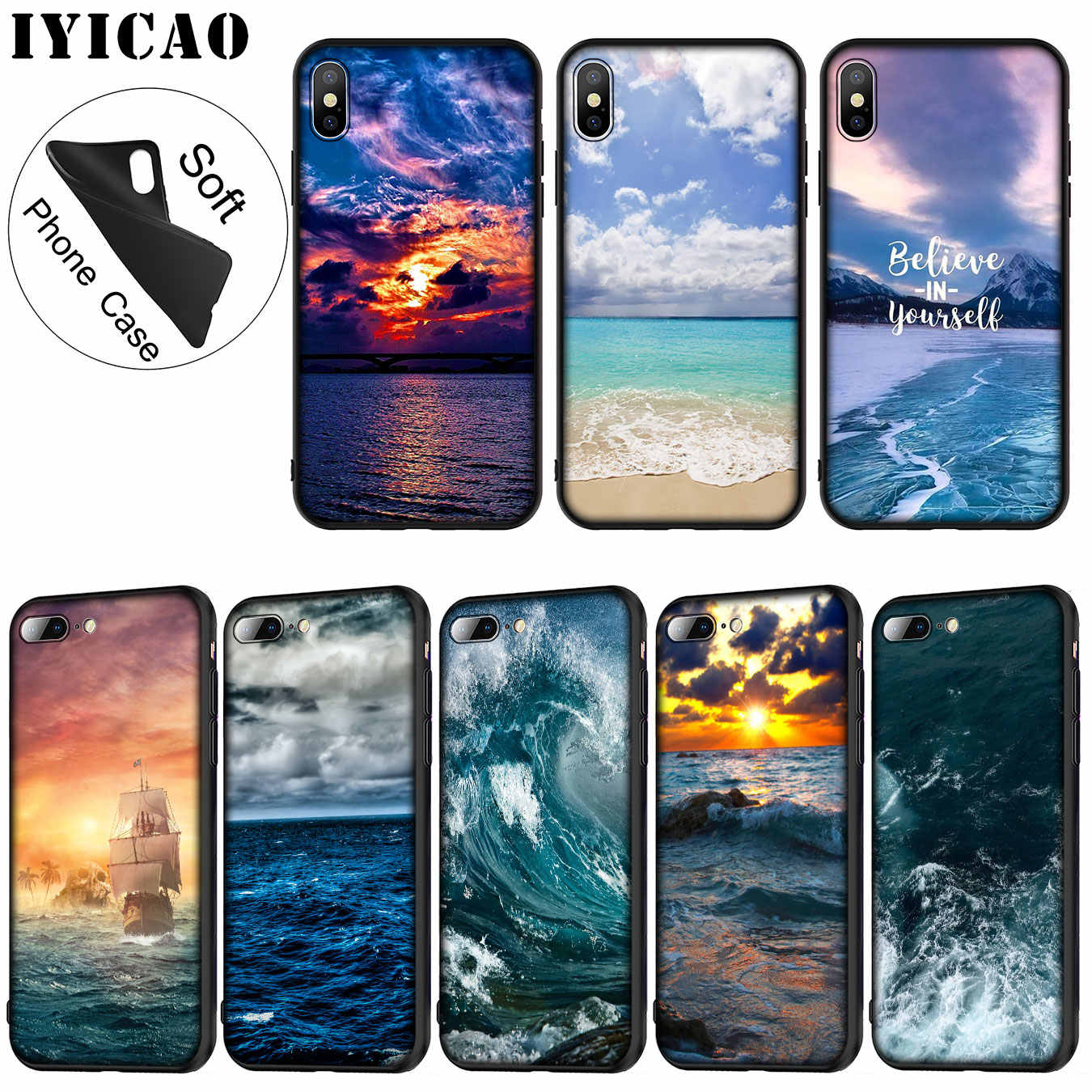 Sea Spray iPhone 11 case