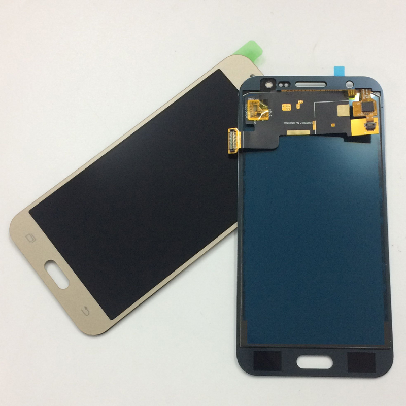 Gold For Samsung GALAXY J5 2015 J500 J500F J500FN J500M J500H LCD Display Monitor Panel + Touch Screen Digitizer Lens Assembly