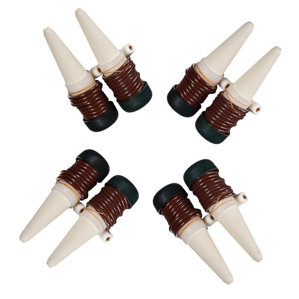 8pcs Automatické zavlažovací zařízení na kapaliny Zavlažovací systém k zavlažování Zavlažovací systém pro domácí rostliny